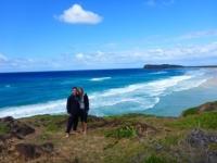 Fraser Island Ausblick