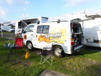 Campervan Australien Rundreise