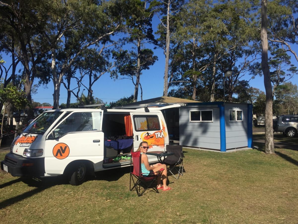 Hervey Bay Australien