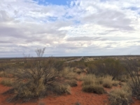 Outback Australien