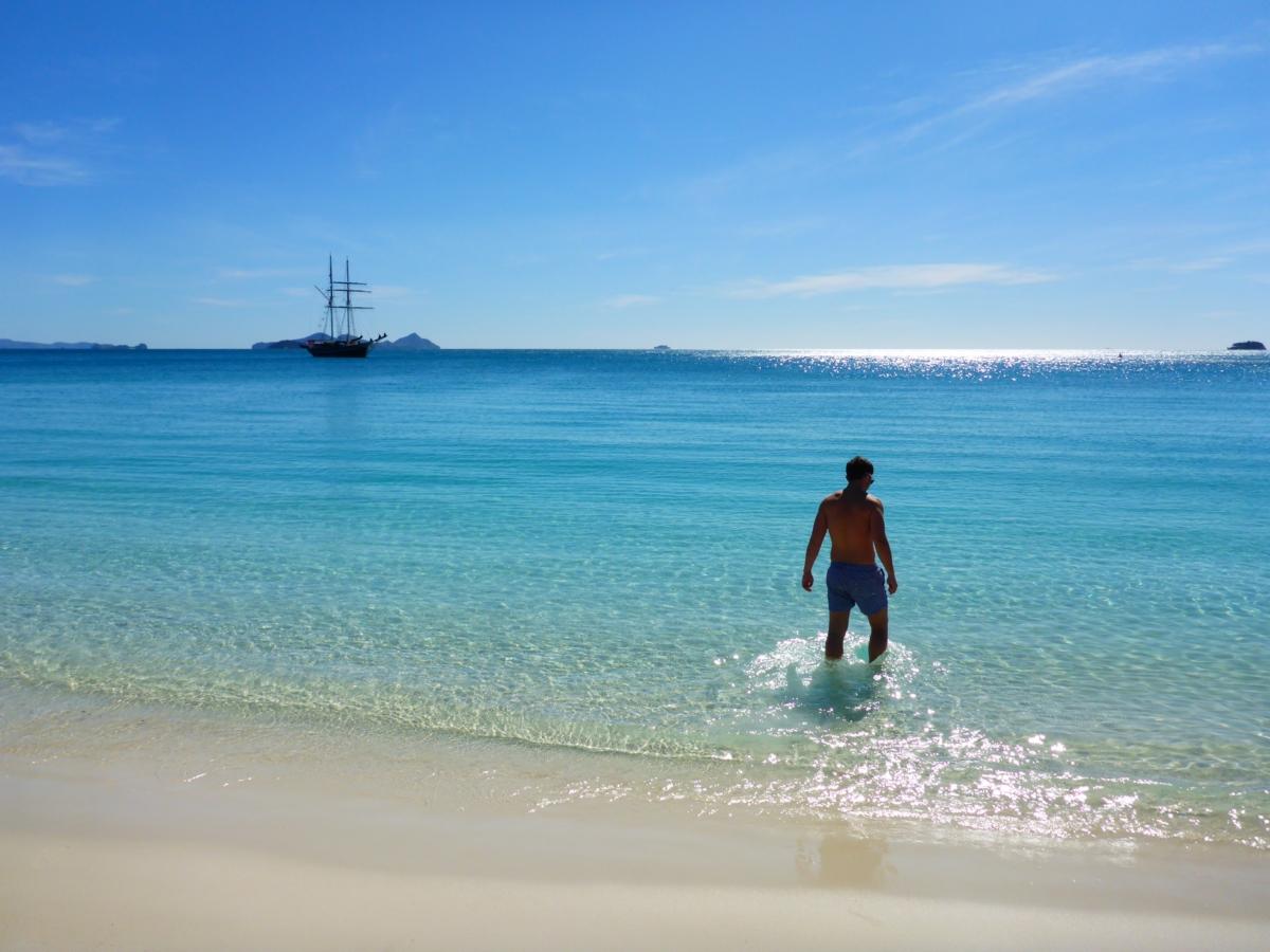 Whithaven Beach Australien