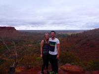Kings Canyon - Outback Australien