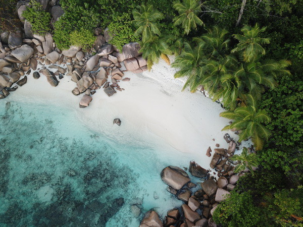 Praslin Seychellen