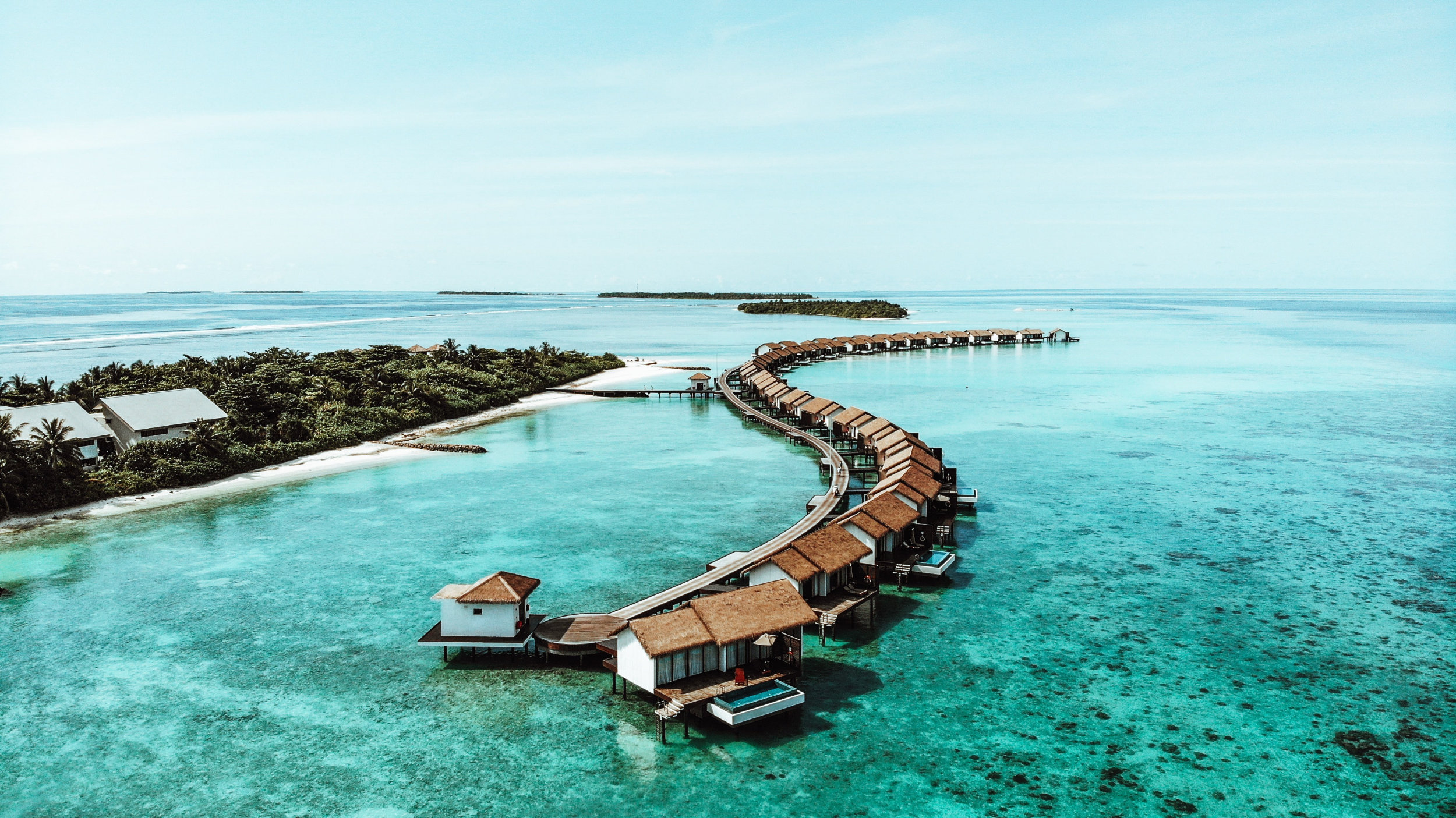 The Residence Maldives Wasservillen